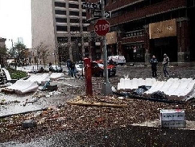Mỹ: Thiệt hại do siêu bão Sandy lên tới 80 tỷ USD