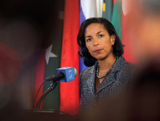 Susan Rice, lựa chọn số một cho cương vị Ngoại trưởng Mỹ