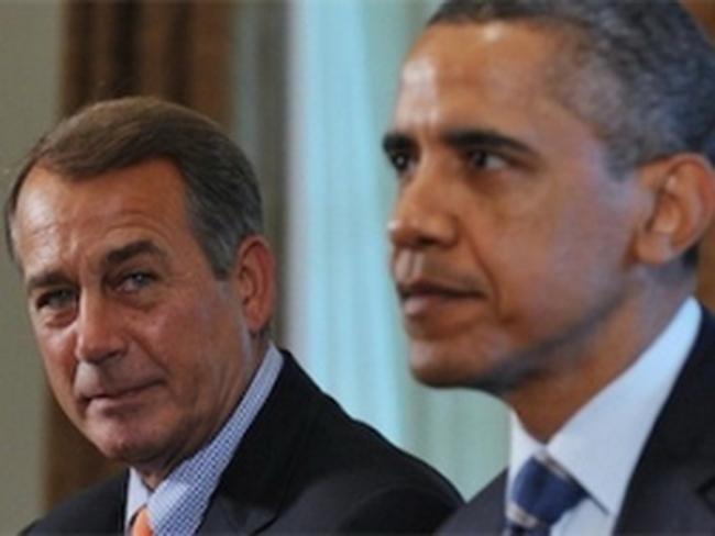 Giới chức Mỹ cáo buộc lẫn nhau về bế tắc tài chính