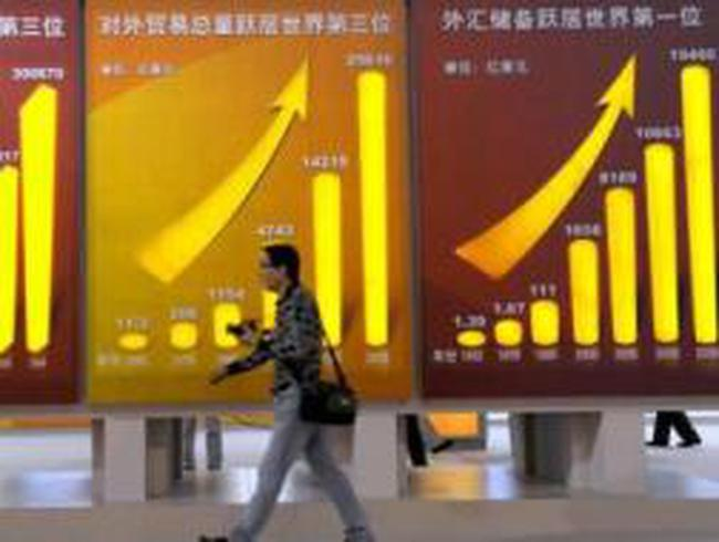 Trung Quốc có thể tăng trưởng 8,2% trong năm 2013