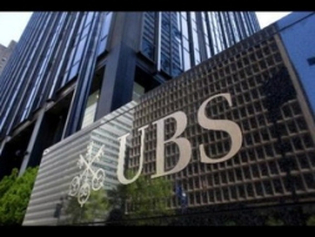 Ngân hàng UBS đối mặt mức phạt 450 triệu USD