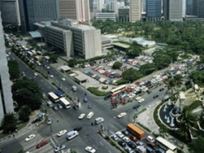 """""""Con hổ"""" kinh tế Philippines đang bắt đầu tỉnh giấc"""
