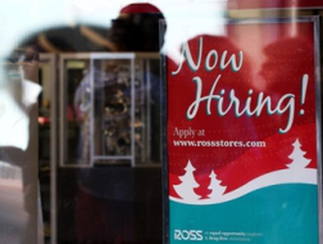 Mỹ: Số đơn xin trợ cấp thất nghiệp thấp nhất 9 tuần