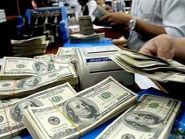 Thâm hụt ngân sách Mỹ tăng mạnh