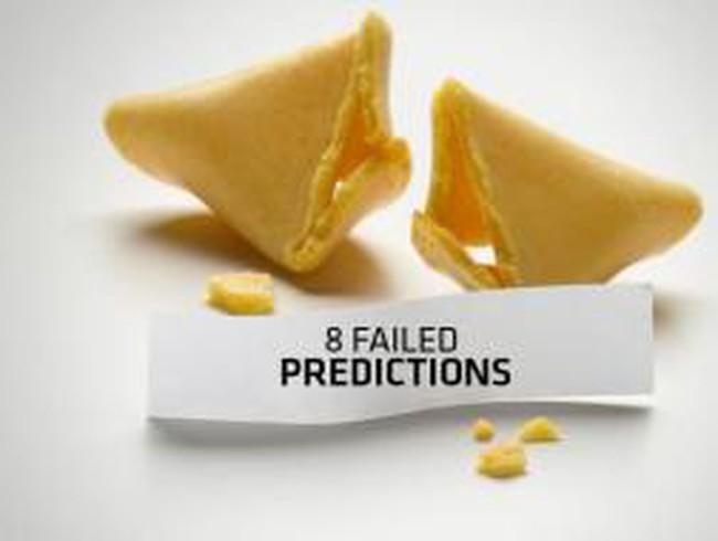 """8 dự báo """"trật lất"""" về kinh tế thế giới trong năm 2012"""