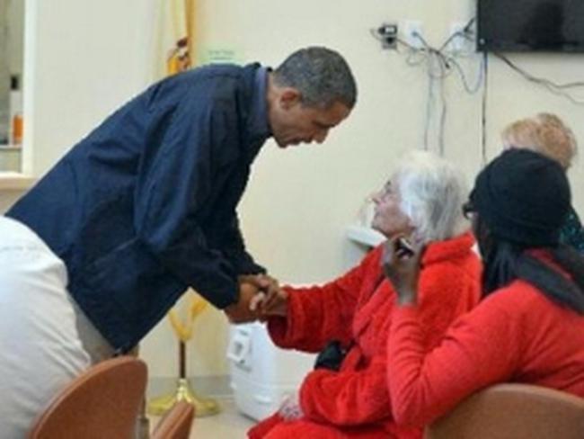 Ông Obama muốn 60 tỷ USD khắc phục bão Sandy