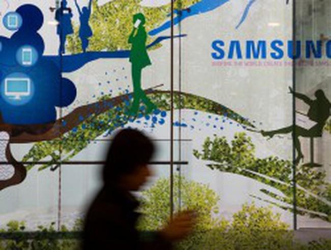 Giá trị vốn hóa của Samsung gấp đôi TTCK Ireland