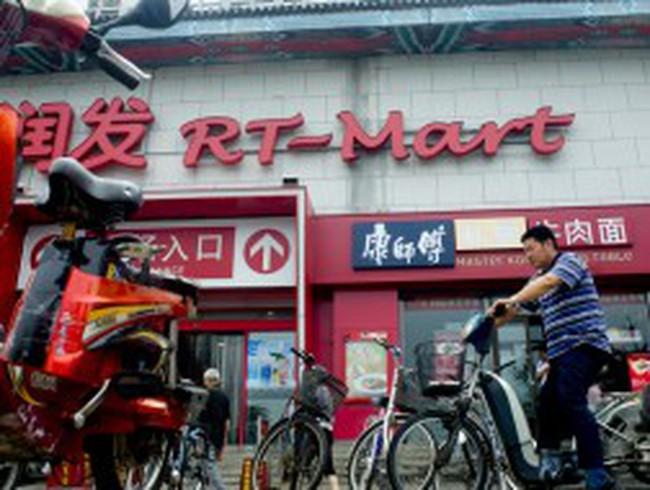 Trung Quốc: Hải sản tươi sống thách thức Wal-Mart