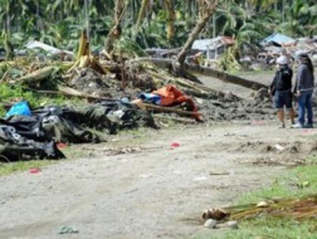 Philippine: Động đất 5,6 độ richter rung chuyển khu vực vừa bị bão tàn phá