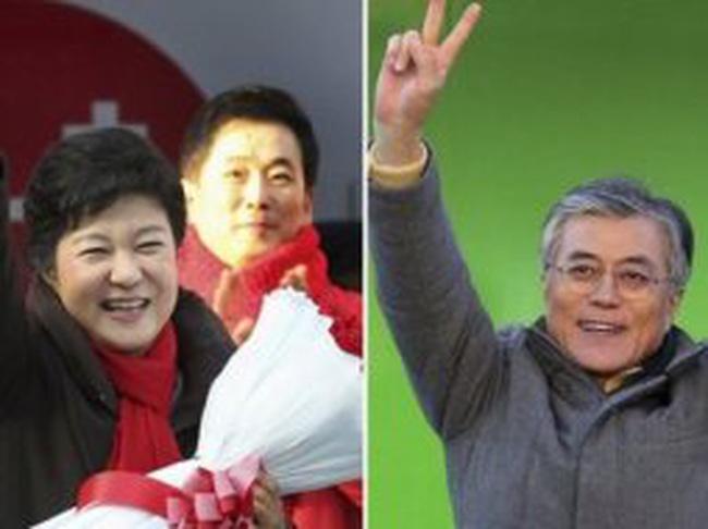 Hàn Quốc bắt đầu bỏ phiếu bầu tổng thống mới