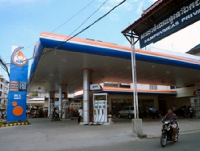 Chuyện điều hành xăng dầu ở Campuchia
