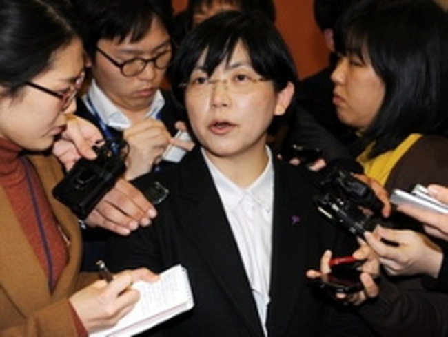 Bầu cử Hàn Quốc: Một ứng viên rút khỏi cuộc đua