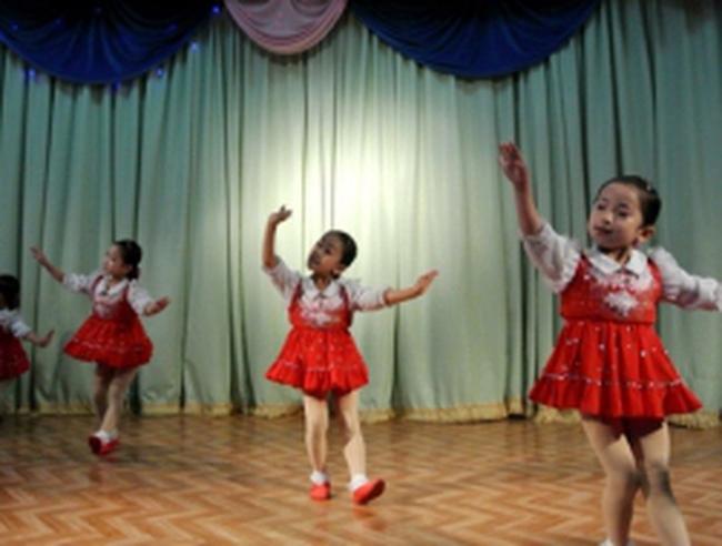 Cuộc sống ở thành phố biên giới Triều Tiên