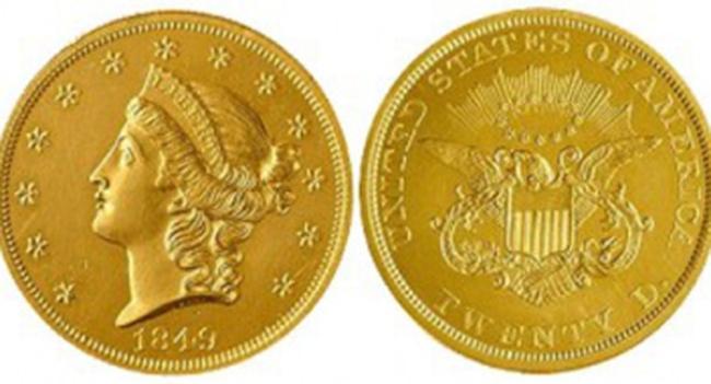 10 đồng tiền xu giá hàng triệu USD