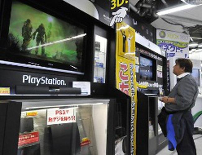 Công nghiệp điện tử Nhật bên bờ khủng hoảng
