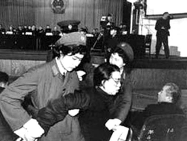Giang Thanh chối tội trong 'phiên tòa thế kỷ'