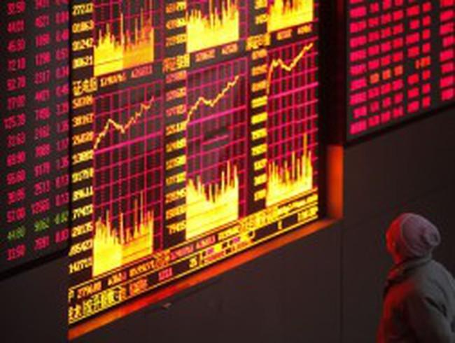 Chứng khoán Trung Quốc lấy lại số điểm đã mất từ đầu năm