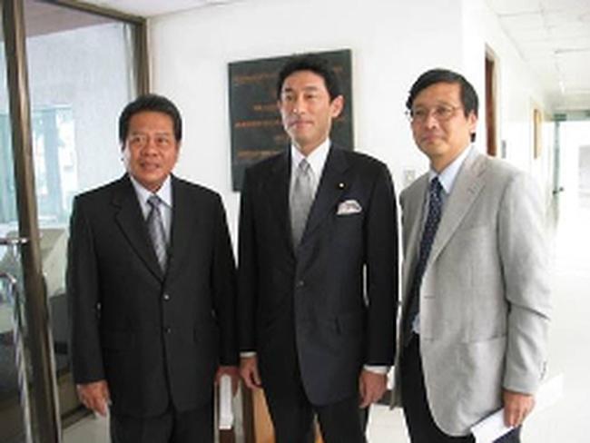 Nhật Bản có ngoại trưởng mới