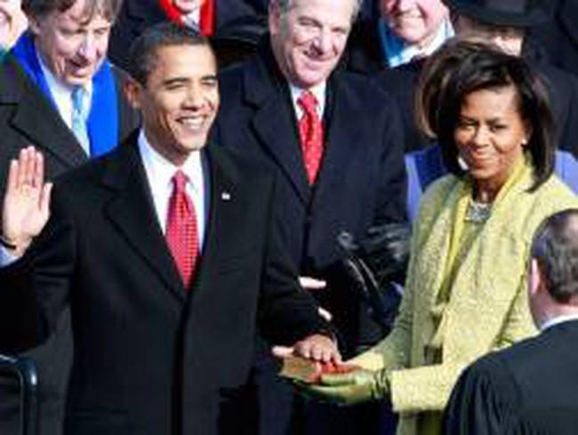 Lễ nhậm chức của ông Barack Obama 'ế ẩm'