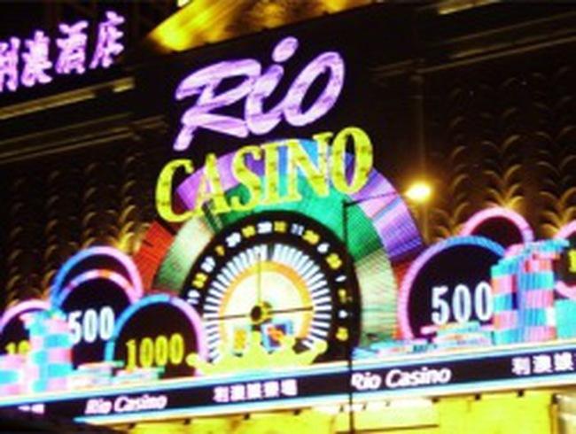 Doanh thu sòng bạc Macau đạt 38 tỷ USD trong năm 2012