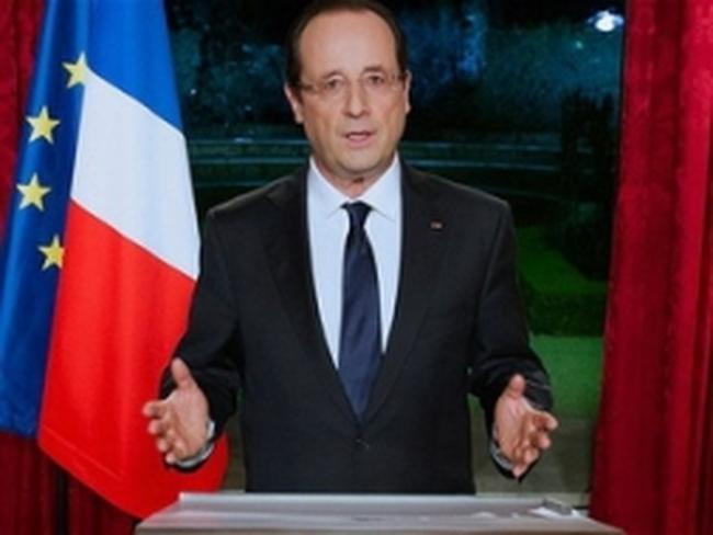 Giảm thất nghiệp - ưu tiên của Tổng thống Pháp 2013