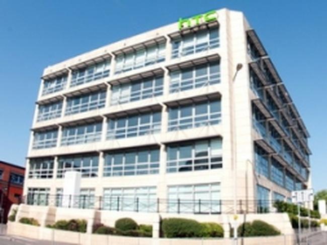 Lợi nhuận của hãng HTC sụt giảm 91%