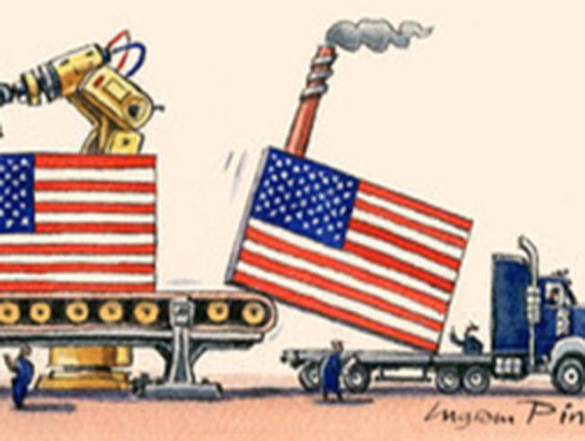 Ngành công nghiệp Mỹ sẽ hồi sinh?
