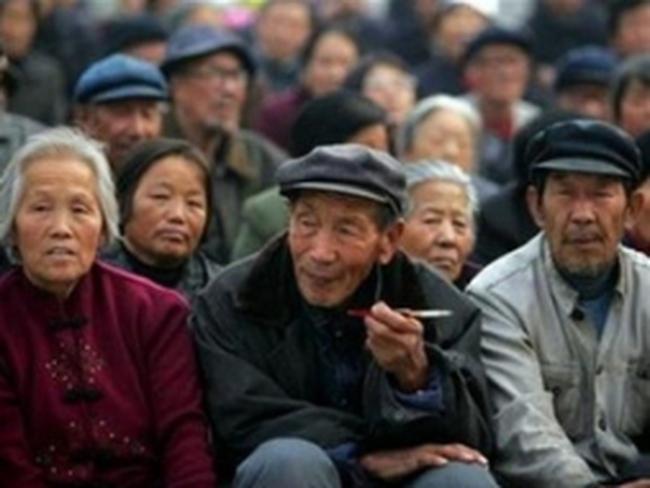 """[Chart]: """"Trung Quốc đang ở bước ngoặt về dân số"""""""