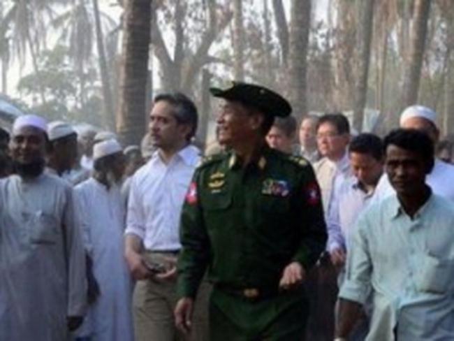 Indonesia giúp Myanmar tiến trình xây dựng dân chủ