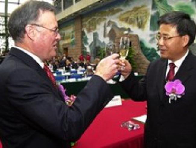 Ngân hàng ngoại ở Trung Quốc và giấc mơ dang dở