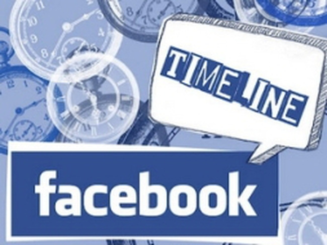 Facebook tung ra giao diện Timeline mới