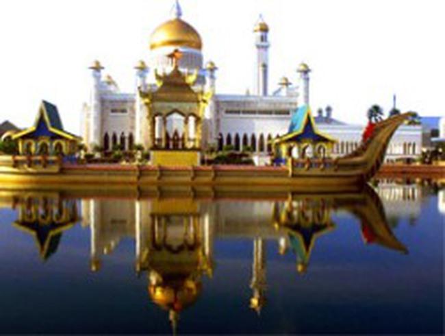 Sướng như người Brunei