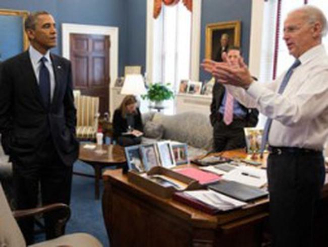 Obama sắp tuyên thệ tại Nhà Trắng
