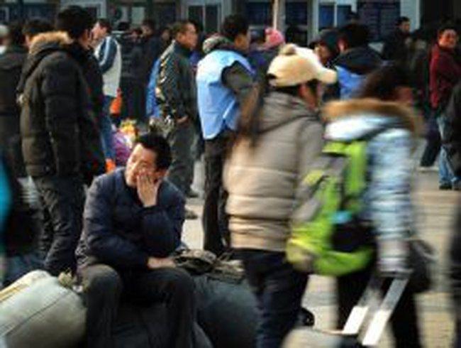 Choáng với cuộc di cư khổng lồ của dân Trung Quốc