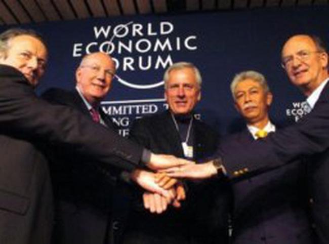 Những khoảnh khắc đáng nhớ tại Diễn đàn kinh tế Davos