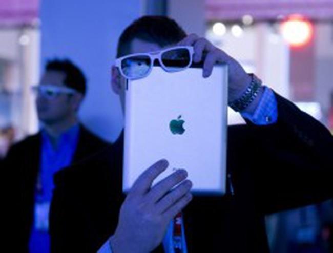 Lợi nhuận của Apple tăng chậm nhất kể từ 2003