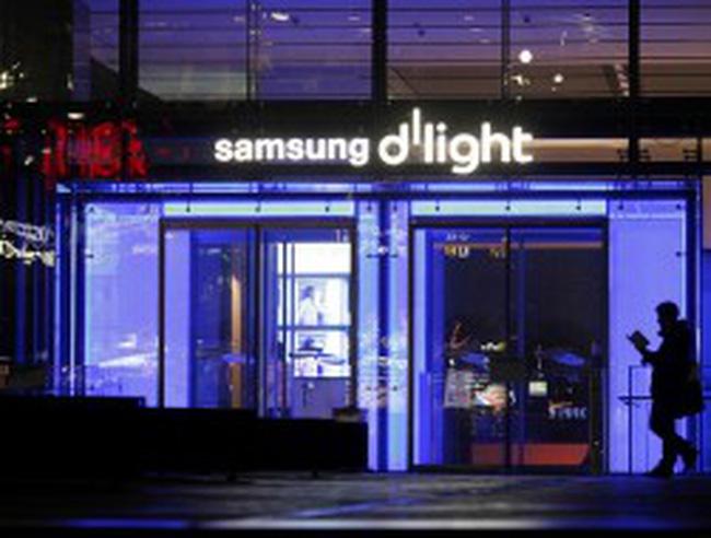 Lợi nhuận quý 4 của Samsung tăng tới 76%