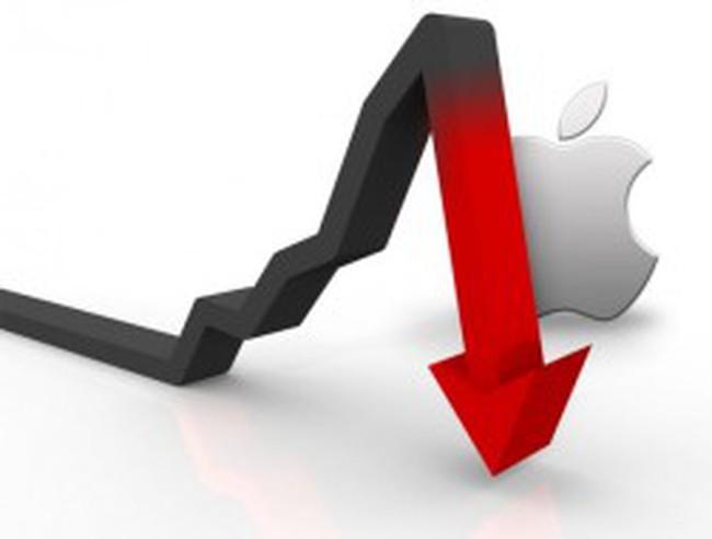 Apple không còn là công ty có giá trị vốn hóa lớn nhất thế giới