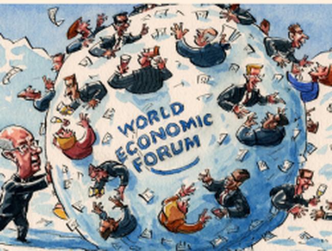 Hội nghị Davos chỉ là bữa tiệc giải trí!