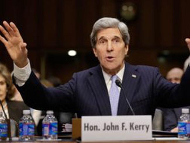 John Kerry có vượt được cái bóng của Hillary?