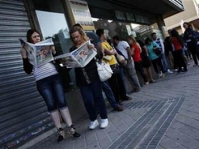 Tỷ lệ thất nghiệp tại Tây Ban Nha đã tăng hơn 26%