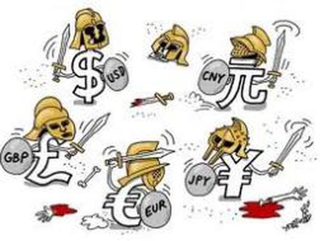 Ai sợ chiến tranh tiền tệ?