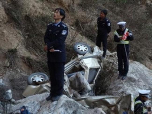 Trung Quốc: Tai nạn làm gần 100 người thương vong