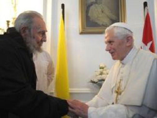 Chùm ảnh về nhiệm kỳ ngắn ngủi của Giáo hoàng Benedict XVI