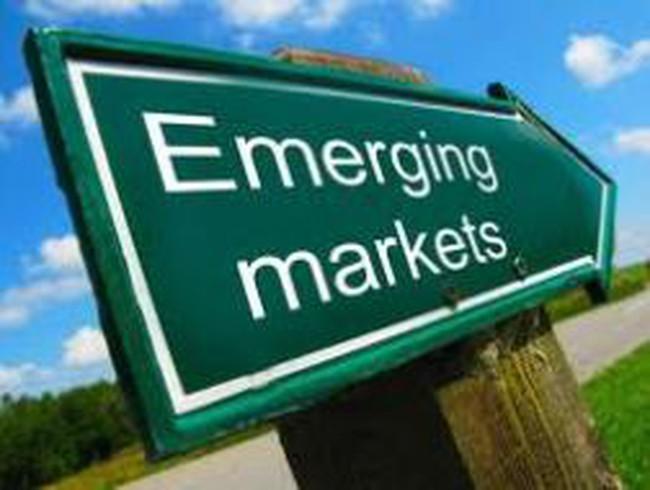Những đồ thị quan trọng nhất về thị trường mới nổi