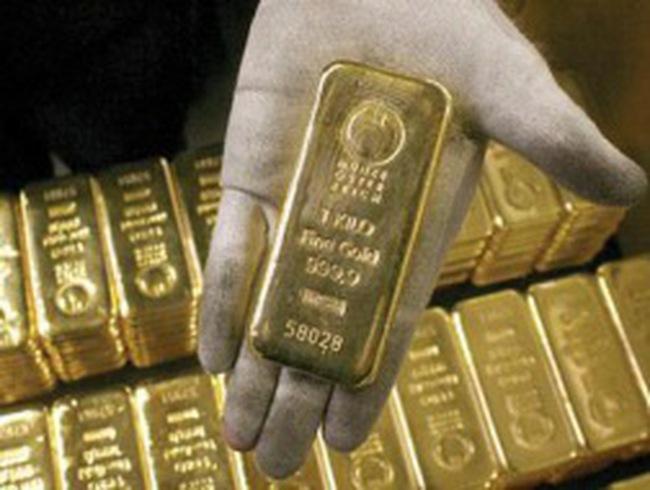 Tinh luyện vàng - máy in tiền thứ hai của Thụy Sĩ