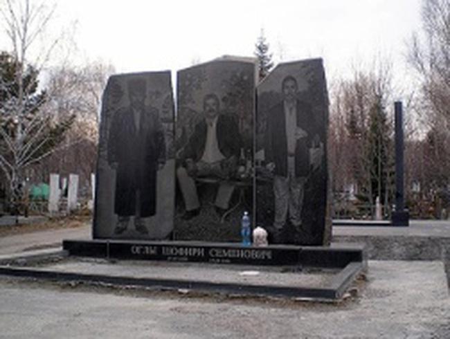 Nghĩa địa của các 'bố già' Nga