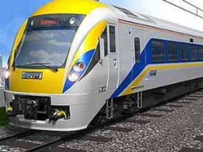 10 tỷ USD xây đường sắt cao tốc nối Malaysia và Singapore