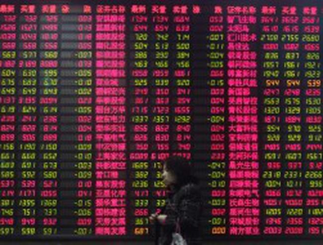 Lo ngại thắt chặt chính sách, chứng khoán châu Á trượt mạnh