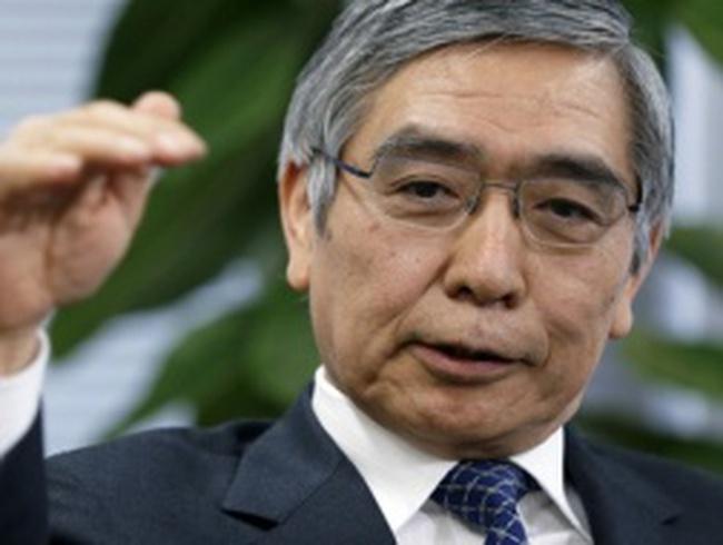 Chủ tịch ADB sẽ làm Thống đốc NHTW Nhật ?